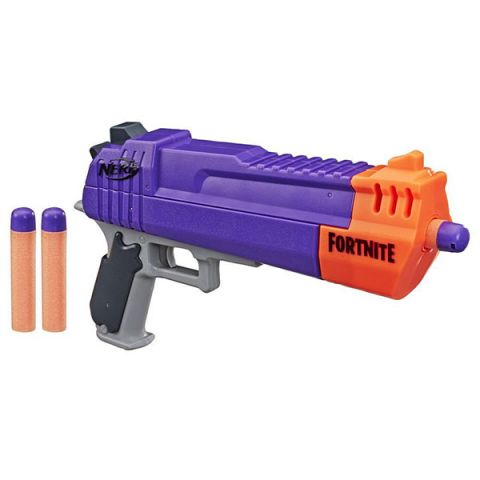 Hasbro Nerf E7515 Нерф бластер Фортнайт Револьвер