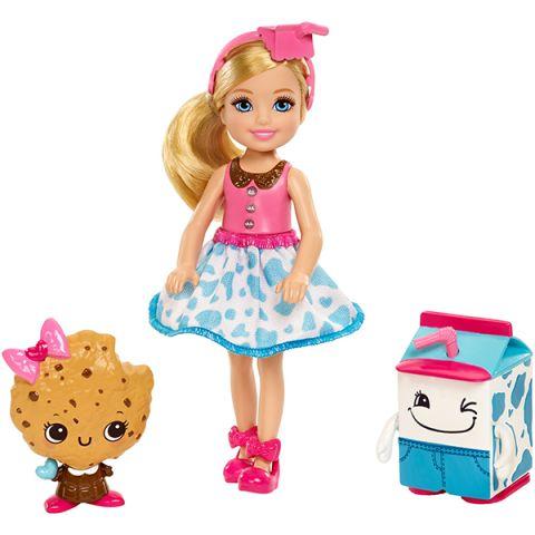 Mattel Barbie FDJ11 Барби Челси и друзья