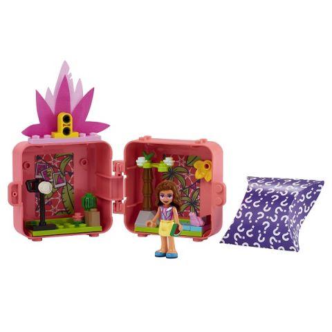 LEGO Friends 41662 Конструктор ЛЕГО Подружки Кьюб Оливии с фламинго