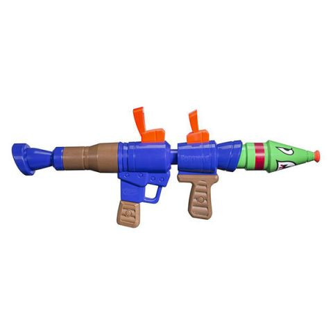 Hasbro Nerf E6874 Нерф Бластер Фортнайт ракетница