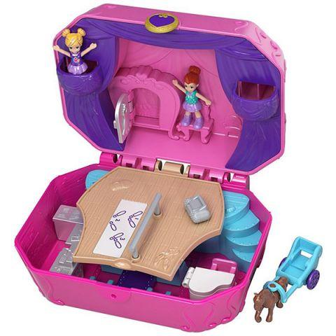 """Mattel Polly Pocket GCJ88 Игровой набор""""Мир Полли"""""""