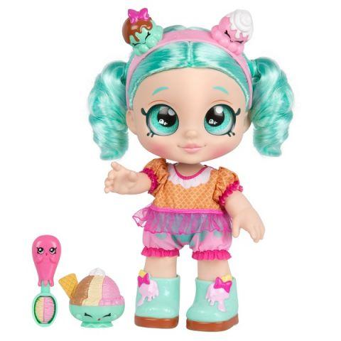 """Kindi Kids 38392 Кинди Кидс Игровой набор Кукла """"Пеппа Минт"""" 25 см. с аксессуарами"""