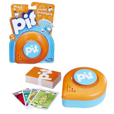 Hasbro Other Games E0890 Настольная карточная игра ПИТ