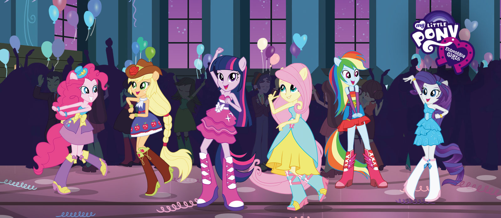 Hasbro My Little Pony B1771 Май Литл Пони Equestria Girls Кукла спорт Вондеркольты (в ассортименте)