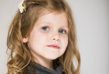 Лера Царева, 7 лет